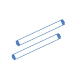 ライン蛍光管(直管形)